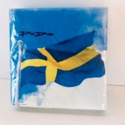 Swedish Flag Napkins