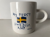 My First Swedish Kup