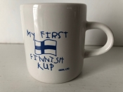 My First Finnish Kup