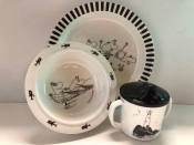 Moomin Dishes