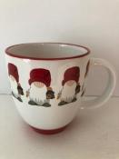Nisse/Tomte/Tonttu Latte Mug