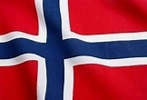 Norwegian Flag, 3' X 5'
