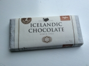 Icelandic Chocolate Bar with Toffee