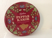 Nyakers PepparKakor in Red Tin