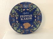 Nyakers PepparKakor in Blue Tin