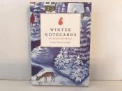 Winter Notecards