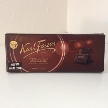 Fazer, Dark Chocolate