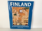 Finland, A coloring and activity book