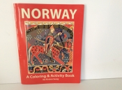 Norway coloring and activity book