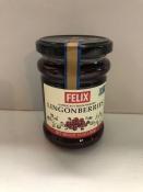 Felix Lingonberry, Lingonsylt