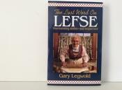 Last Word on Lefse