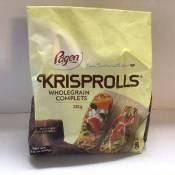 Pogens Krisprolls, 225 grams