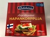Hapankorppuja, Finnish Krispbread