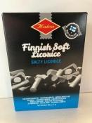 Halva Finnish Soft Salty Licorice