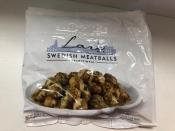 Lars Meatballs, 1 pound 4 ounces