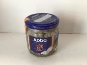 Abba Sill, Herring in Onion (loksill) Marinade