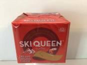 Ski Queen Brunost