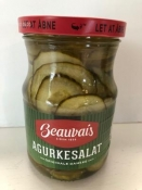 Brauvais Cucumber Salad/Pickles