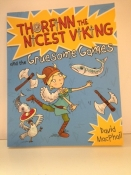 Thorfinn the Nicest Viking and the Gruesome Games