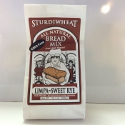 Limpa, Sweet Rye Bread Mix, 21 ounces