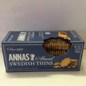 Anna's Pepparkakor, Almond Thins