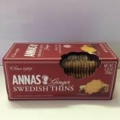 Anna's Pepparkakor,Ginger Thins