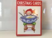 God Jul Cards by Kirstin Sevig