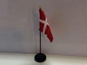 """3"""" X 4"""" Nylon Flag-Denmark"""