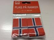 Norwegian Flag Garlands