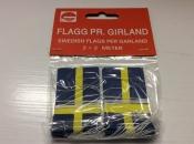 Swedish Flag Garlands