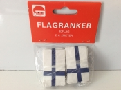 Finnish Flag Garlands