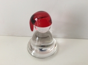 Crystal Nisse With Red Hat