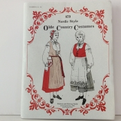 Women Costume Pattern, size 18W-28W