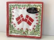 Danish Flag Napkins