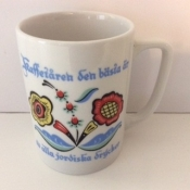 Kaffetaren Den Bastam, coffee mug