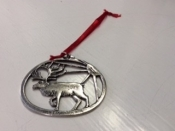Reindeer - Norwegian Pewter, 2""