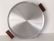 Lefse Grill, Textured Aluminum