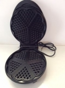 Electric Five Hearts Waffle Iron