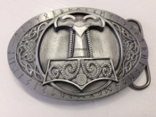 Thor's Hammer, Belt Buckle