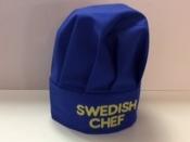 Swedish Chef, Chef's Hat