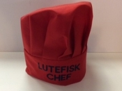 Lutefisk Chef, Chef's Hat