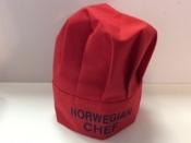 Norwegian Chef, Chef's Hat