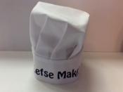 Lefse Maker, Chef's Hat