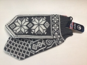 Lady's Selbu Design Mittens