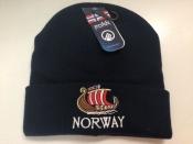 Norway Hat in Navy Blue