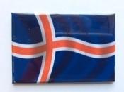 Icelandic Flag, Magnet