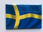 Swedish Flag, Magnet