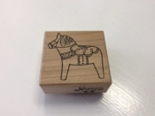 Dalahorse, Rubber Stamp