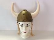 Plastic Viking Helmet, Girl