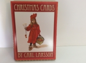 Christmas Cards with Carl Larsson Designs